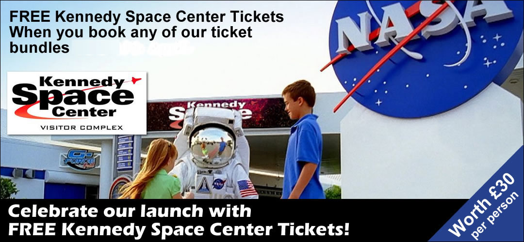 Visit the Kennedy Space Center for an experience like no other. This incredible attraction brings the best of space exploration to guests with interactive exhibits and shuttle launches. The Kennedy Space Center Visitor Complex is your door to the American Space Program and the world of NASA.